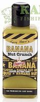 Ликвид Dynamite Baits BANANA NUT CRUNCH Liquid 250ml - БАНАН и ОРЕХ