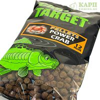 Пеллетс Fun Fishing Carp Target POWER CRAB | МОЩНЫЙ КРАБ 800gr