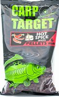 Пеллетс Fun Fishing Carp Target HOT SPICE | СПЕЦИИ 800gr