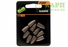 Задние грузила FOX EDGES Sliders