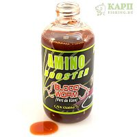Бустер Fun Fishing AMINO BOOSTER BLOOD WORM (МОТЫЛЬ) - 200ml