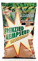 Прикормка Dynamite Baits Frenzied Hempseed Groundbait Specimen Mix 1kg