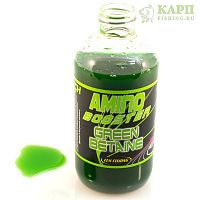 Бустер Fun Fishing AMINO BOOSTER BETAINE GREEN (БЕТАИН) - 200ml
