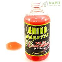 Бустер Fun Fishing AMINO BOOSTER WILD STRAWBERRY (ЗЕМЛЯНИКА) - 200ml