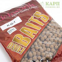 Бойлы Richworth Euroboilies K-G-1 | 1kg