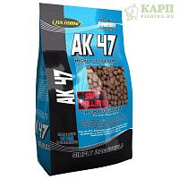 Пеллетс мягкий Fun Fishing AK47 Soft Pellets | Атлантический Криль 5mm 800gr