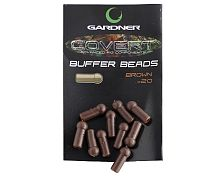 Отбойник короткий GARDNER Covert Buffer Beads BROWN
