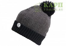 Шапка с пумпоном FOX CHUNK™ Bobble Hats Grey