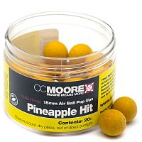 Плавающие бойлы CCMoore PINEAPPLE Hit Air Ball Pop-Up (Ананас)