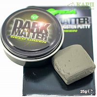 Мягкий свинец KORDA Dark Matter Putty WEED GREEN