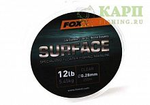 Fox Surface™ Floater Mainline Clear 12lb 0.28mm 250mtr - Леска плавающая
