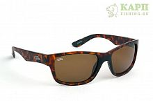 Очки Поляризационные FOX CHUNK™ TORTOISE FRAME/BROWN LENS SUNGLASSES