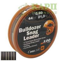 Шок лидер Prologic Bulldozer Snag Leader 100m. 24lb 0.4mm
