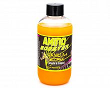 Бустер Fun Fishing AMINO BOOSTER VANILLA & SCOPEX (СКОПЕКС и ВАНИЛЬ) - 200ml
