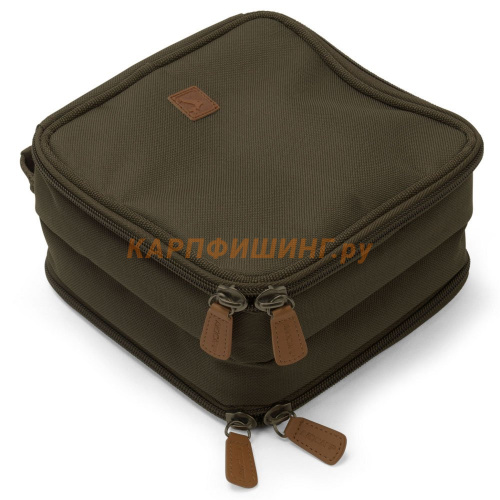Сумка для аксессуаров AVID CARP Tuned Double Sided Tackle Organiser фото 2