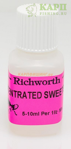 "Richworth 50ml Clear Sweetener - подсластитель ""Светлый сахар"""